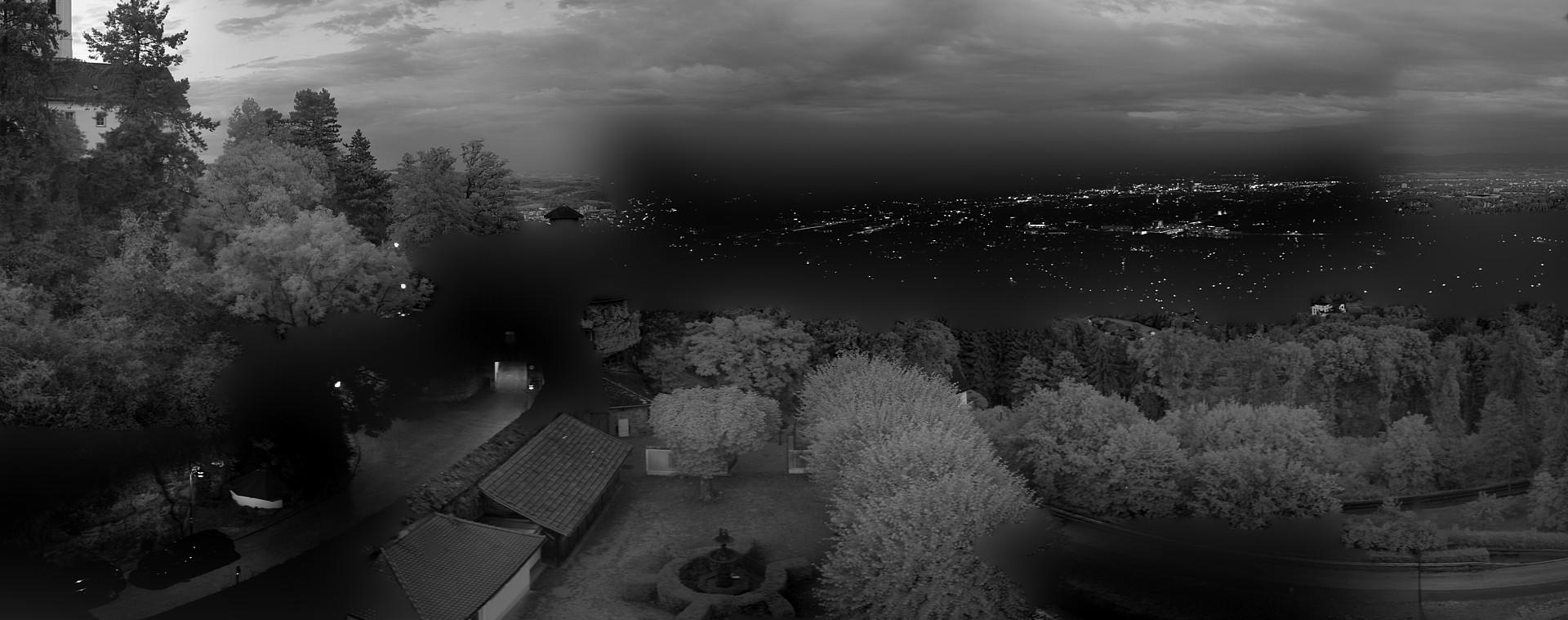Webcam Panorama Pöstlingberg Schlössl